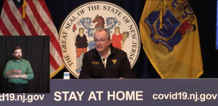 Governor announces NJ's first Vote by Mail election