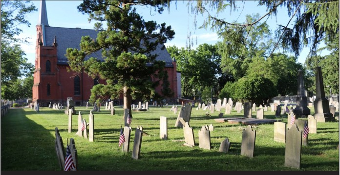 History of burial grounds comes alive Sunday