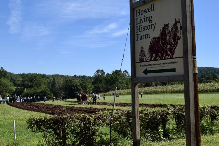 Howell Living History Farm Plowing Match