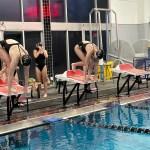 Girls swim 0321