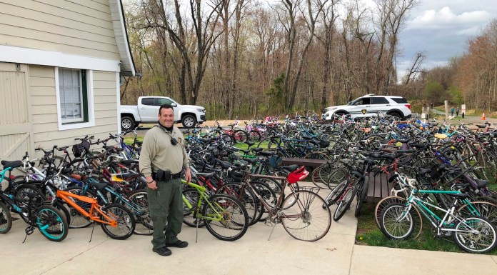 Mercer County asked for used bikes and the community responded