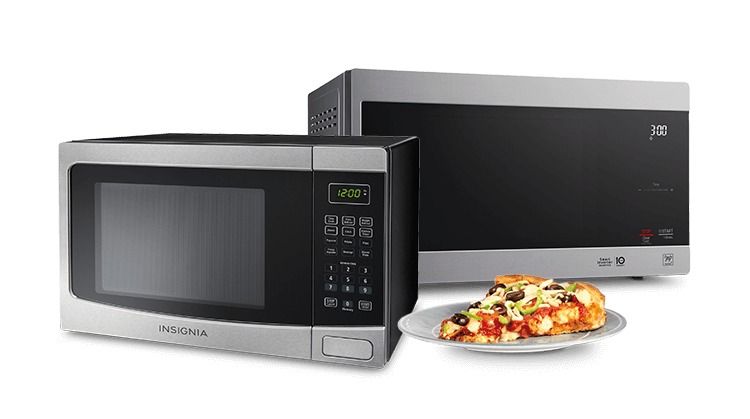 microwaves convection small portable