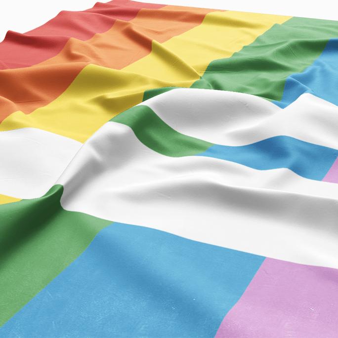 Bandiere Bologna Pride