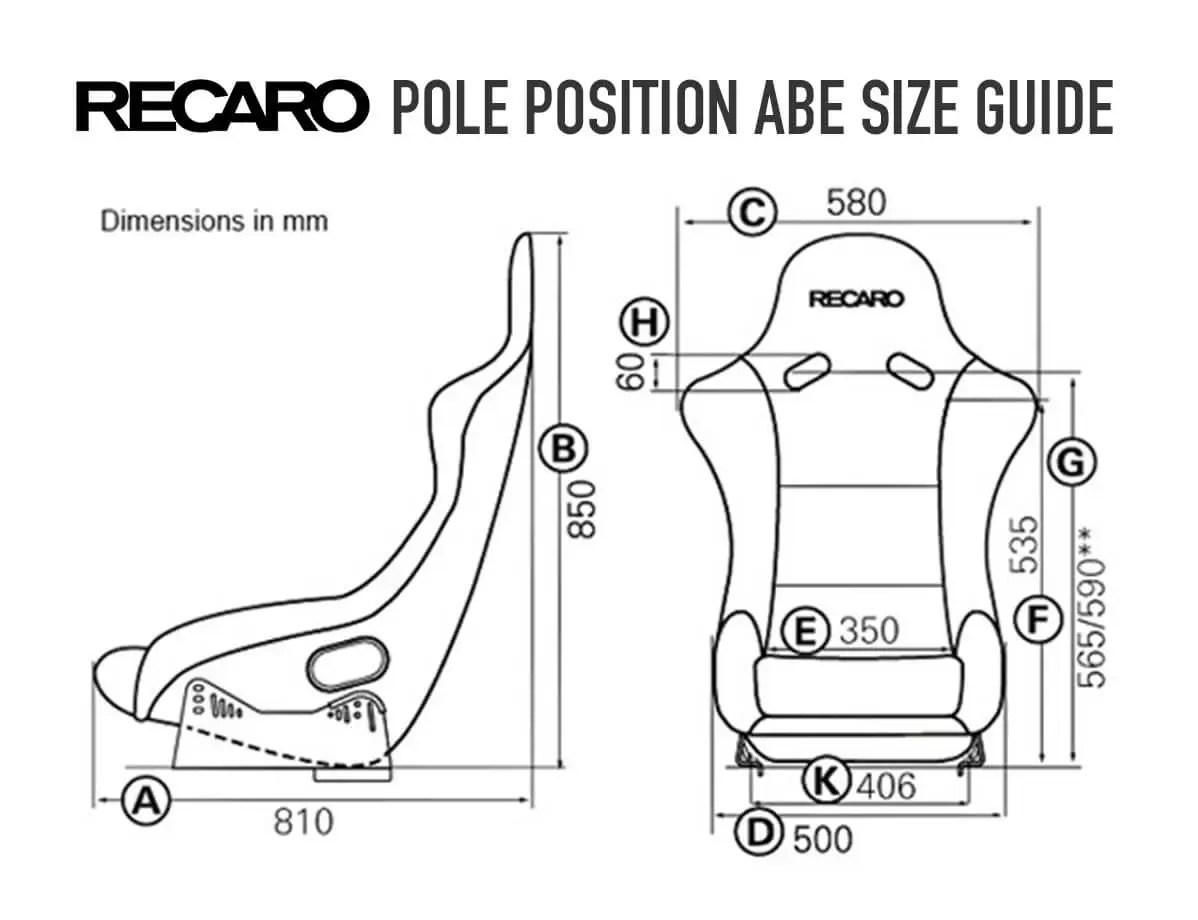 Recaro Pole Position Abe Edition