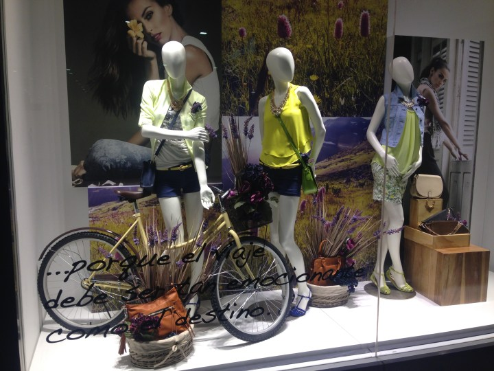 Visual merchandising Merchanlab Mexico