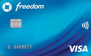 Chase Freedom Bonus Categories