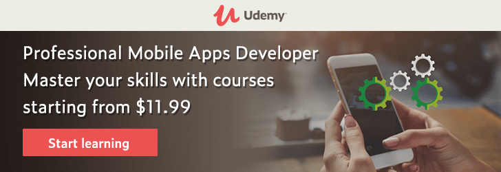 *Become a professional Mobile Apps Developer.