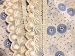 Detail, Day Dress, 1855-60 (MHM 2002.0815)