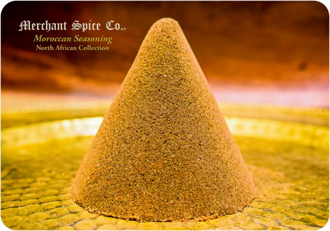Moroccan Seasoning from Merchant Spice Co.'s North African Collection