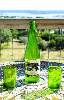 The perfect light beverage, a spontaneously fermented sidra from Asturias, Spain