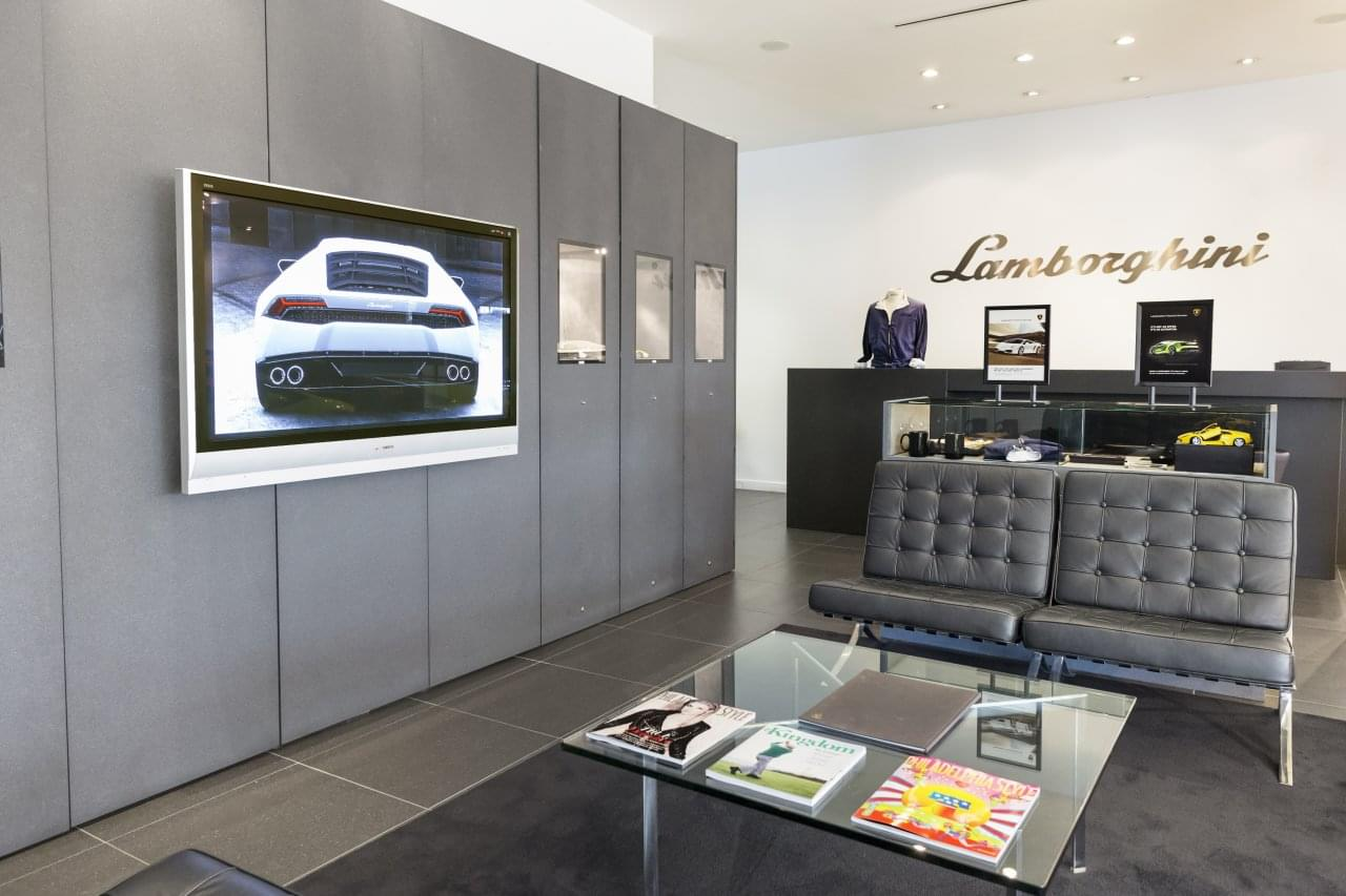 Lamborghini Palmyra See Inside Exotic Car