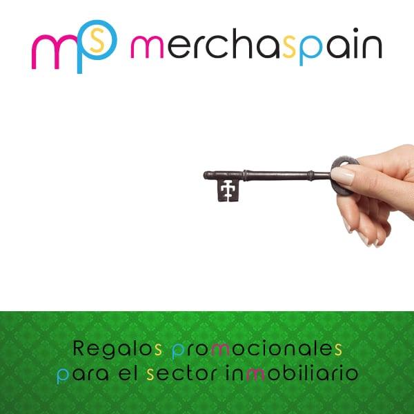 Regalos promocionales para inmobiliarias - merchaspain.com