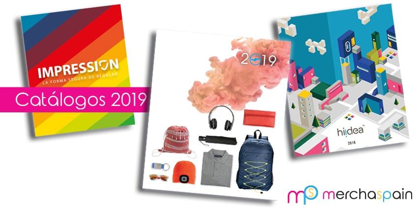 Nuevos catálogos 2019 disponibles online