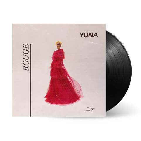 Image result for yuna rouge album cover
