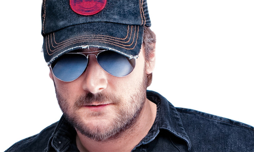 Eric Church (Crom Tidwell Merchandising)