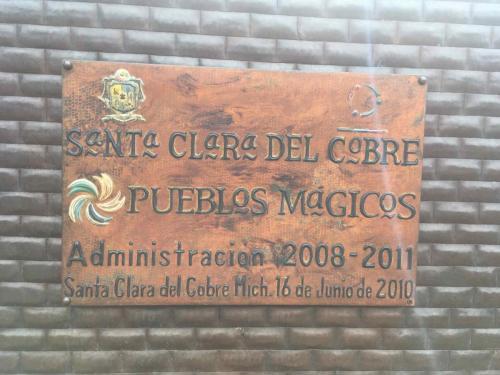 Santa Clara del Cobre (cuivre)