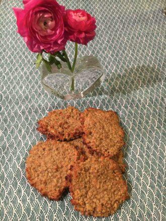 cookies aux flocons d'avoine de Ella