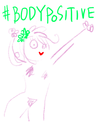 gigi #bodypositive