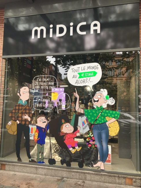 Famille Gigi à Midica