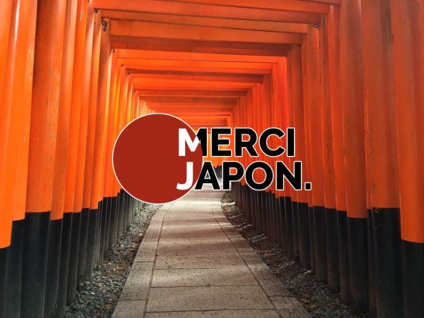 Lancement de MerciJapon.fr