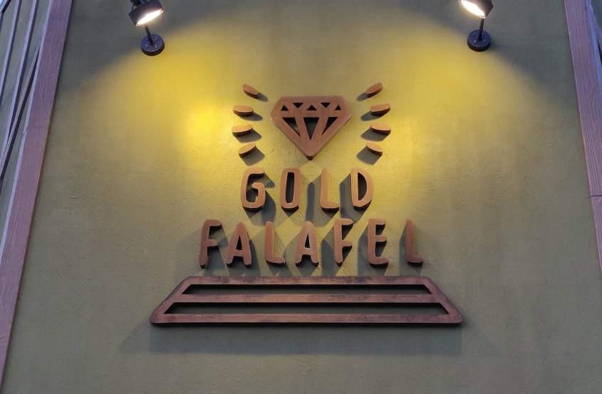 Gold Falafel : Le meilleur restaurant de Falafels d'Osaka !