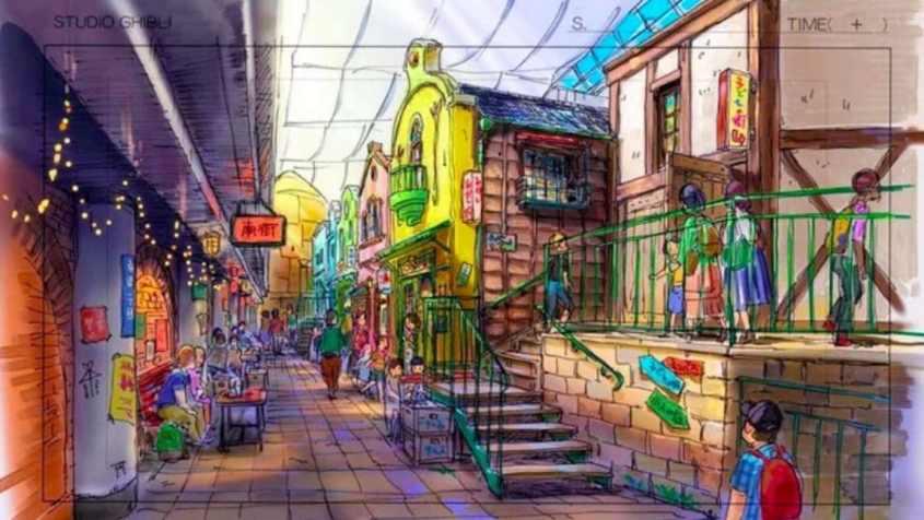 Ghibli Park : Que savons-nous du futur parc d'attractions au Japon ?