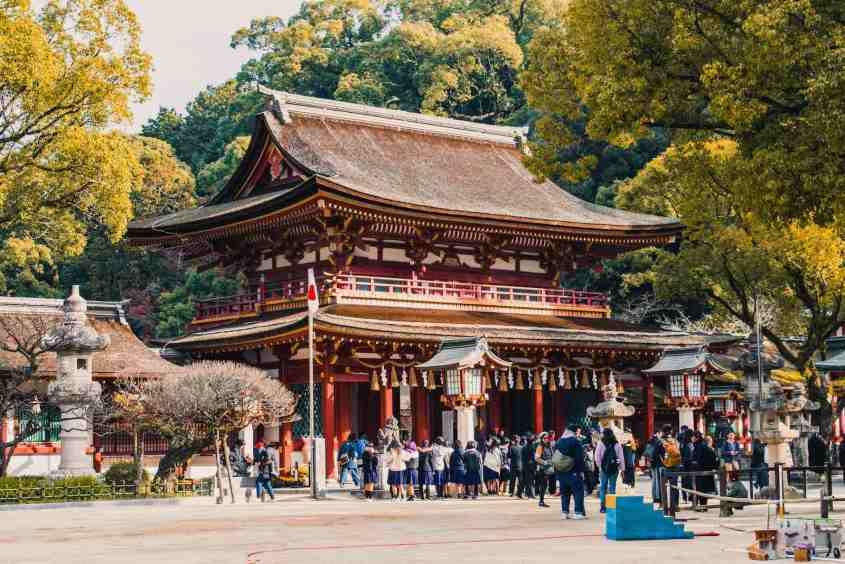 Combien de jour faut-il pour visiter la ville de Fukuoka au Japon ?