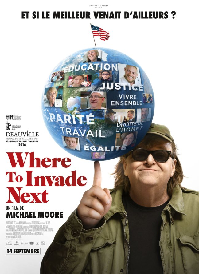 where to invade next mickael moore merci les cartes mentales benoit dandine