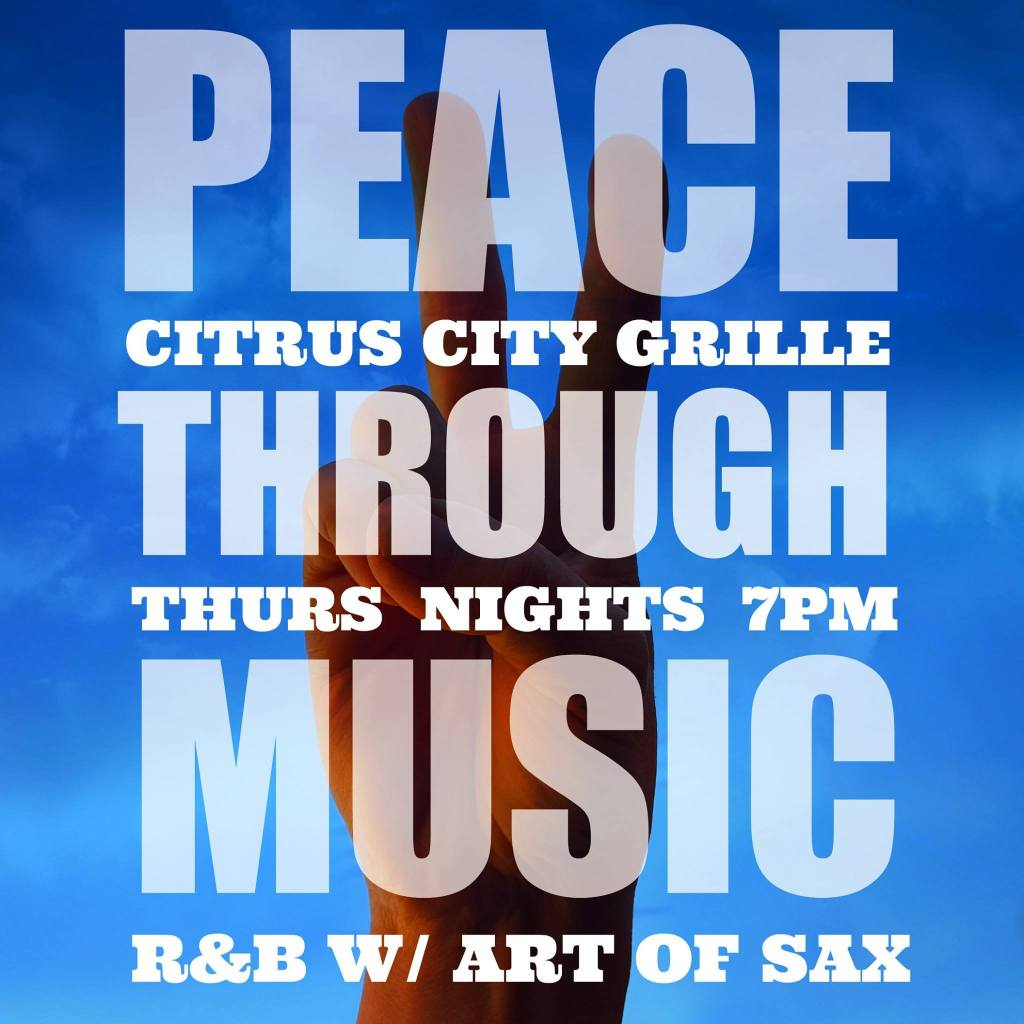 Live music Citrus City Grille