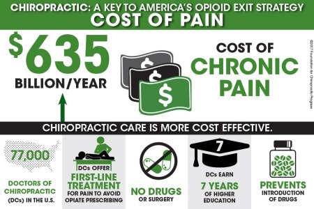 Cost of Pain - $635 billion per year