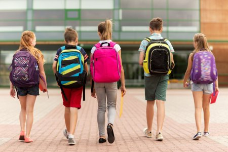 backpack safety for kids & teens