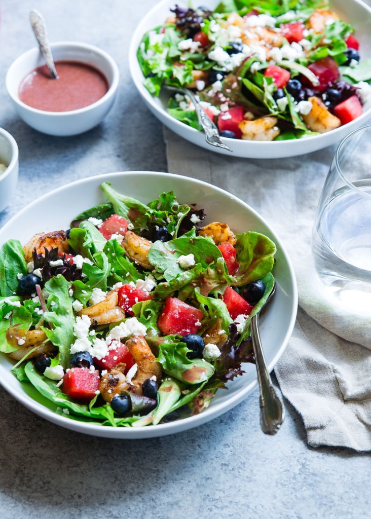 salad as part of an anti-inflammatory diet