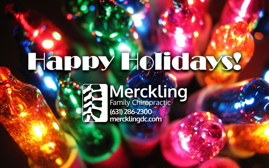 Happy Holidays from Merckling Family Chiropractic Feature Image