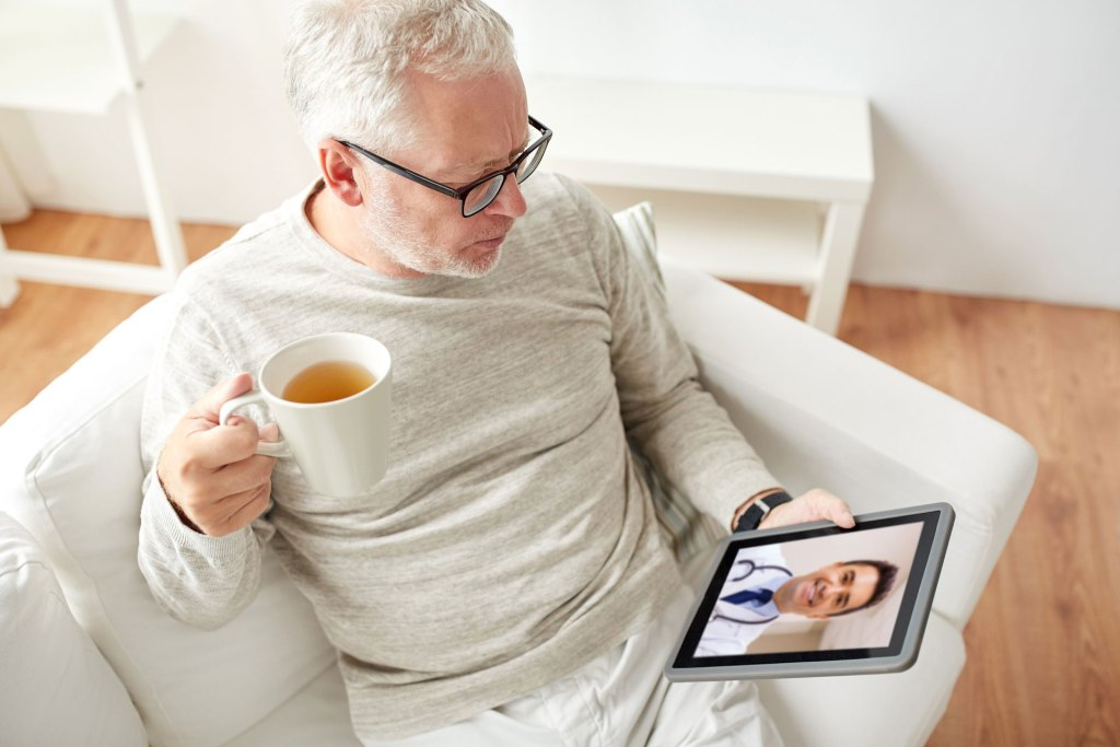 Chiropractic care from home using telemedicine