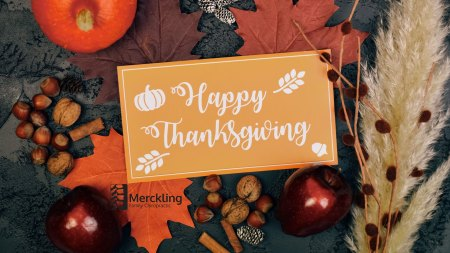 Happy Thanksgiving from Merckling Family Chiropractic