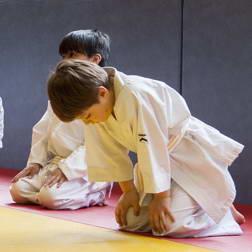 Judo – à partir de 4 ans – et adultes
