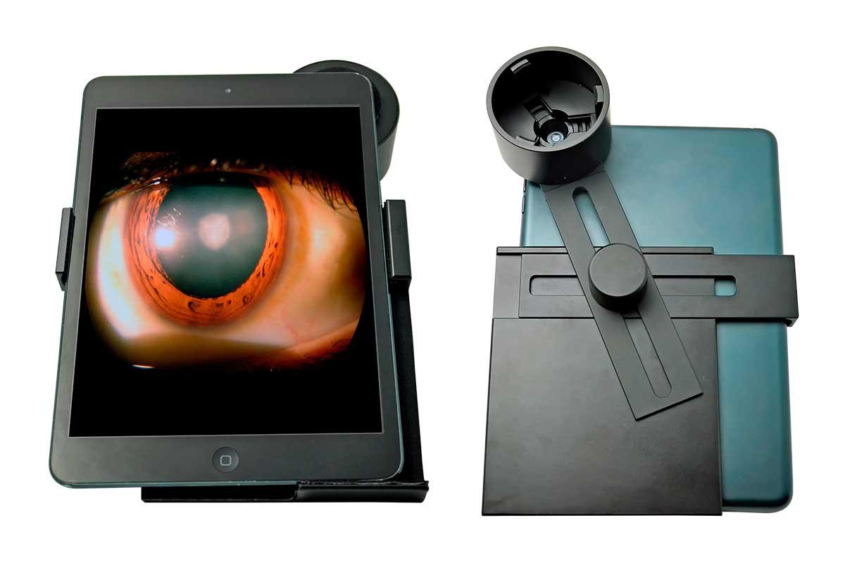 Hans Heiss Digital Eyepiece Adapter For Slit Lamp MINI IPAD HDA-003