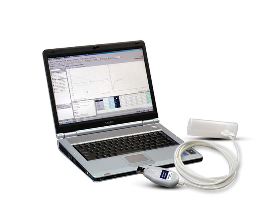 CardioPerfect Workstation Resting ECG, Noninterpretive, and SpiroPerfect Module Bundle,