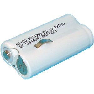2.5V Rechargeable Battery for CompacSet