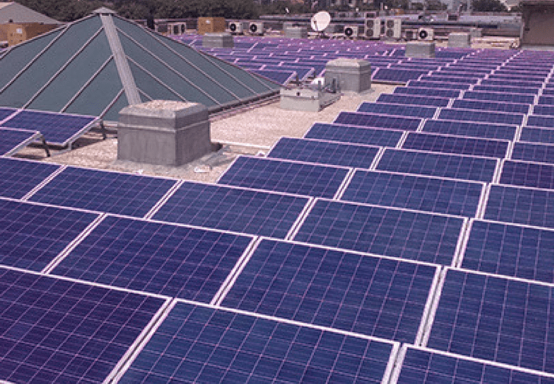 Ujaas Energy Rooftop Solar Project in Assam