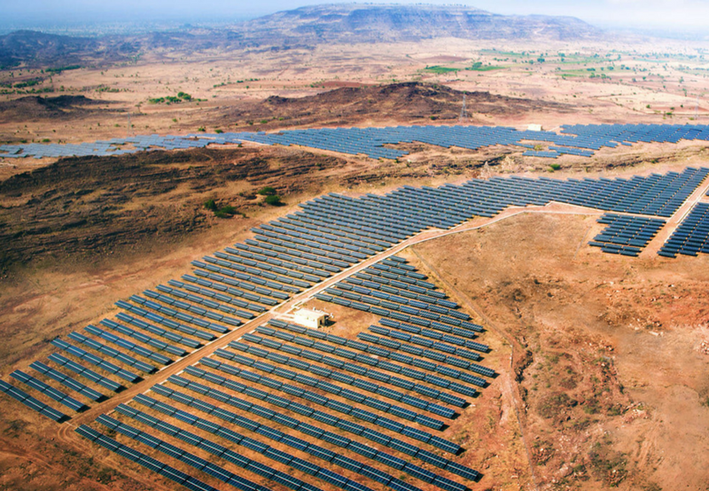 Azure Power and ReNew Power Are the Winners in the 250 MW Bhadla Solar Auction