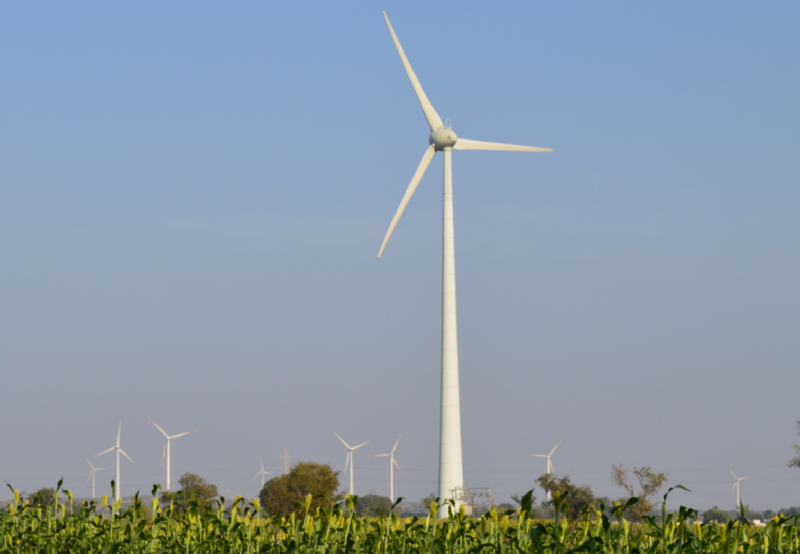 Wind Matches Lowest Solar Winning Bid of ₹2.44/kWh in SECI's 2 GW Auction
