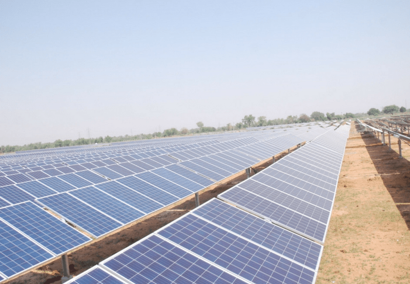 Gujarat's 500 MW Solar PV Tender Oversubscribed by Three Times