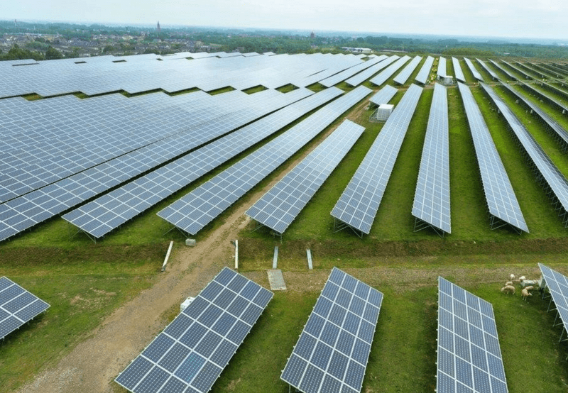 BHEL to Construct 75 MW Grid-Connected Solar PV Project in Gujarat