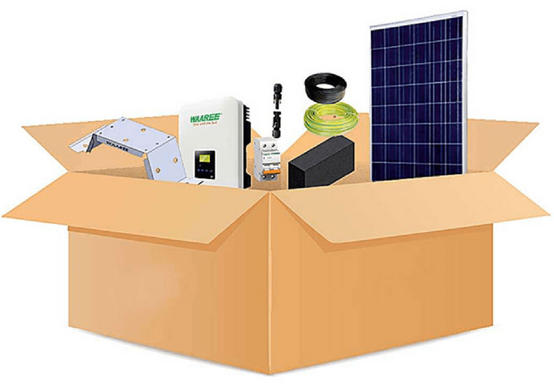 Waaree Energies Launches Rooftop Solar Kits for India