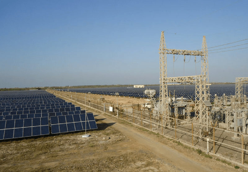 Tata Power Commissions 100 MW of Solar Projects in Ananthapuramu Solar Park