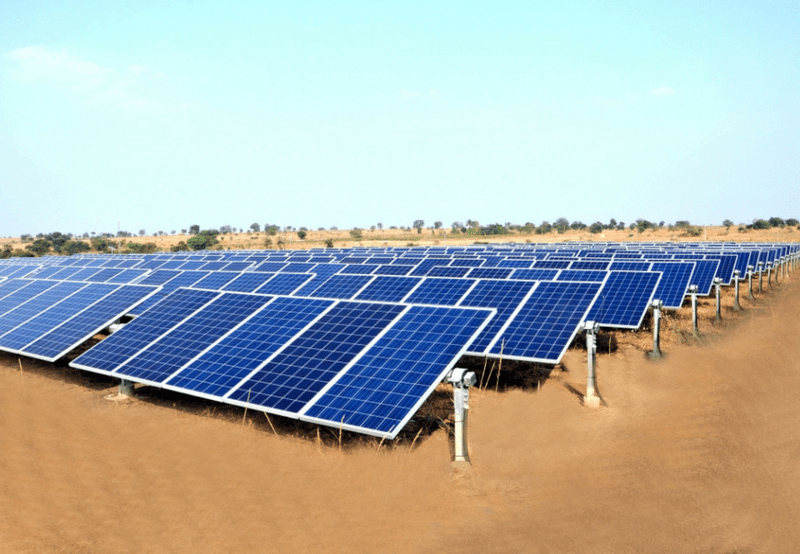 Uttar Pradesh Comes up with a 550 MW Solar Tender