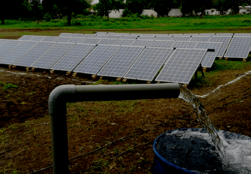 Udaipur Floats Tender for 300 Solar Pumps