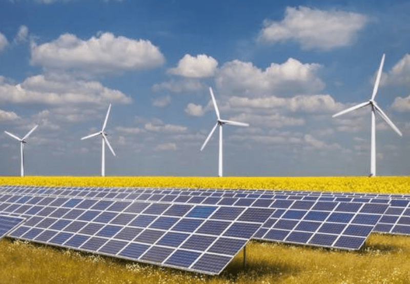 No ISTS Charges for Solar and Wind Projects Commissioned by December 2022
