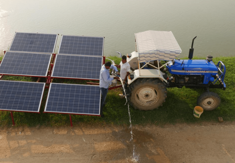 EESL Issues Tender for 181,200 Off-Grid Solar Pumps Across India Under KUSUM Program